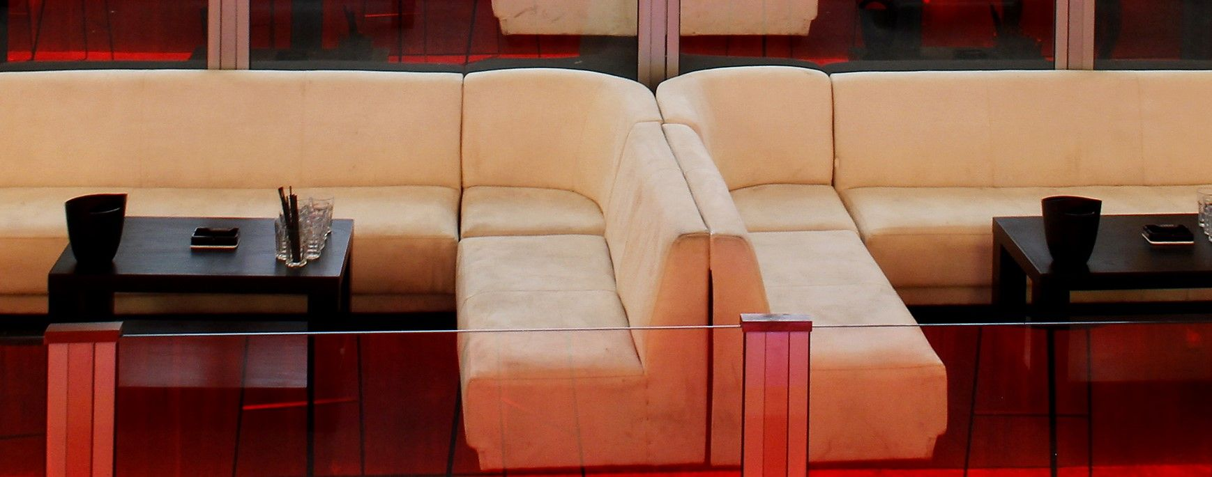 Commercial seating from smfoam