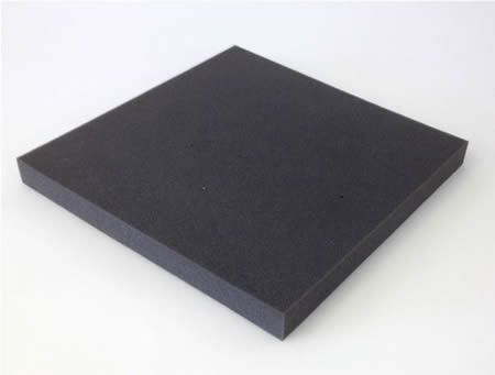 Grey Packaging foam